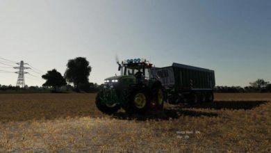Photo of FS19 – John Deere 8030 Dk Traktör