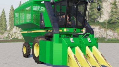 Photo of FS19 – John Deere 9920 Biçerdöver Modu