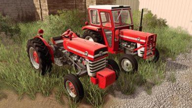 Photo of FS19 – Massey Ferguson 135 Traktör
