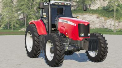 Photo of FS19 – Massey Ferguson 7370 Traktör