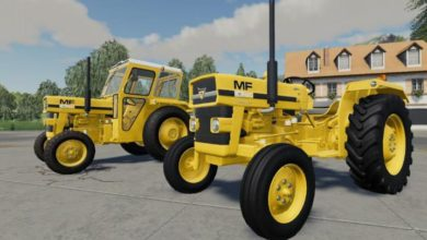 Photo of FS19 – Massey Ferguson 20 Traktör