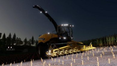Photo of FS19 – New Holland FR 780 Biçerdöver Modu