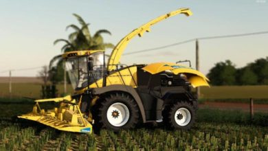 Photo of FS19 – New Holland FR850 Biçerdöver
