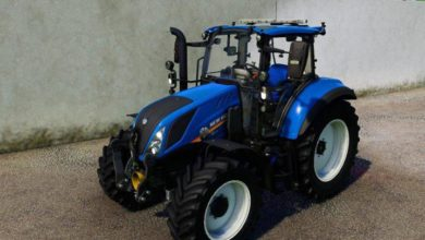 Photo of FS19 – New Holland T5 Traktör V1.0