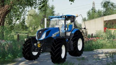 Photo of FS19 – New Holland T6 2018 Model Traktör Modu V1.0
