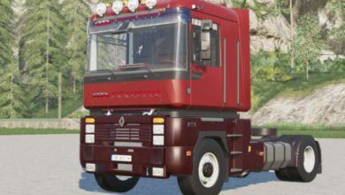 Photo of FS19 – Renault Magnum Tır Yaması