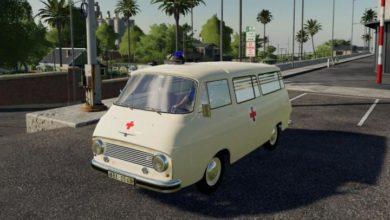Photo of FS19 – Skoda 1203 Ambulans Modu