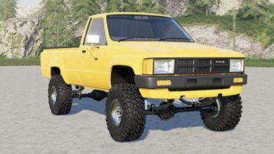 Photo of FS19 – Toyota Hilux 1983 Model Arazi Aracı