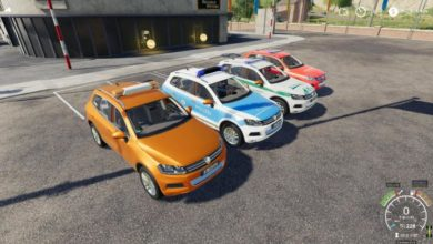 Photo of FS19 – Volkswagen Touareg 2010 Model Araba Modu