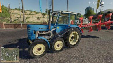 Photo of FS19 – Zetor 4016 Traktör