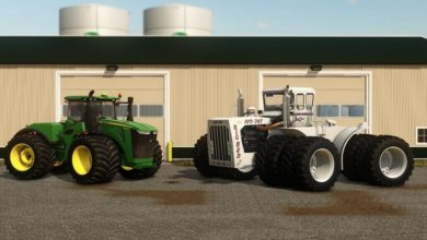Photo of FS19 – Big Bud 16V-747 Traktör V1.1