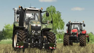 Photo of FS19 – Massey Ferguson 7700S Traktör V1.3