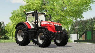 Photo of FS19 – Massey Ferguson 8700S Traktör Modu V1.2.1