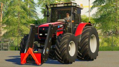 Photo of FS19 – Massey Ferguson 6290 Traktör V1.0