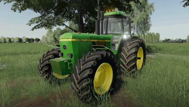 Photo of FS19 – John Deere 4450 Traktör