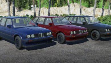 Photo of FS19 – BMW E30 Touring Araba Modu V1.2