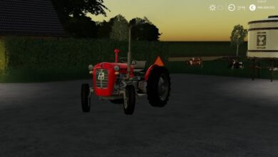 Photo of FS19 – Massey Ferguon 35 Traktör