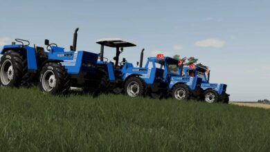 Photo of FS19 – Tümosan 8000 Mavi Traktör V1.0