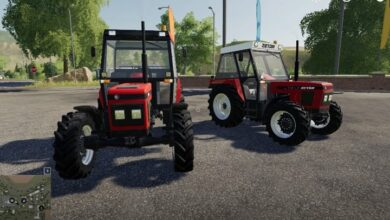 Photo of FS19 – Zetor 7340 Turbo Traktör V1.0