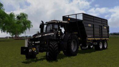 Photo of FS19 – Massey Ferguson 7600 Siyah Traktör V1.0