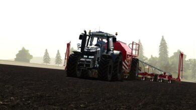 Photo of FS19 – Massey-Ferguson 7600 Traktör V1.2
