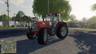 Photo of FS19 – McCormick MTX135 Traktör V1.0