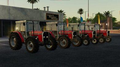Photo of FS19 – Massey Ferguson 265 Traktör V1.0
