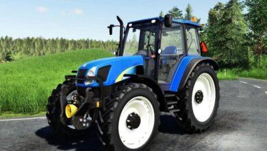 Photo of FS19 – New Holland T5000/TL Traktör V1.0