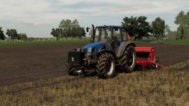 Photo of FS19 – New Holland TL100 Traktör V1.0