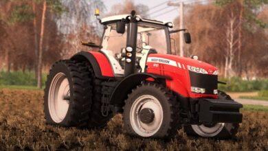 Photo of FS19 – Massey Ferguson 8700 Amerikan Traktörü V1.2