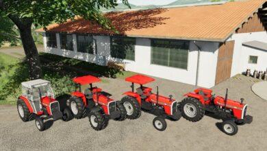 Photo of FS19 – Massey Ferguson 265 Traktör V1.3