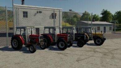 Photo of FS19 – Massey Ferguson 265 Traktör V1.2