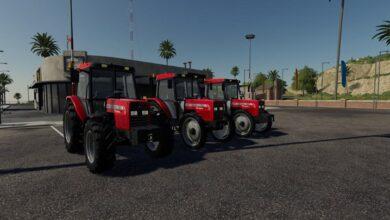 Photo of FS19 – Massey Ferguson 3105 Phantom Traktör V1.0