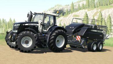 Photo of FS19 – Massey-Ferguson 7600 Traktör V1.3