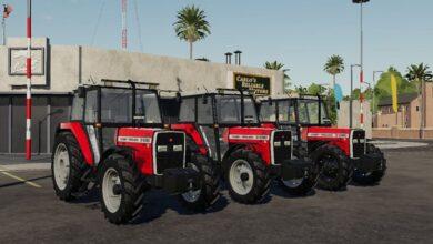 Photo of FS19 – Massey Ferguson 3105D Traktör V1.0