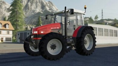 Photo of FS19 Same Silver E Lamborghini R5 Traktör V1.0