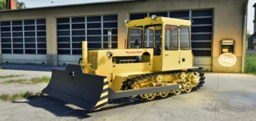 Photo of FS19 Dt-75Ml Paletli Traktör V1.0