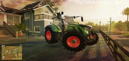 Photo of FS19 Fendt 700 Vario Traktör Modu V1.0
