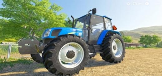 Photo of FS19 New Holland T5050 Traktör V1.0