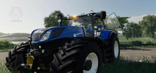 Photo of FS19 New Holland T7 Traktör Modu V1.0